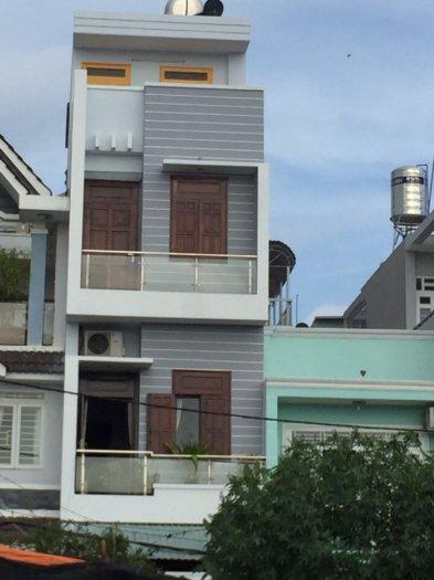 Bán nhà quận 7, Huỳnh Tấn Phát,Phú Thuận, DT4x14m, 1 trệt 2 lầu,có sân thượng.Giá 3,15 tỷ