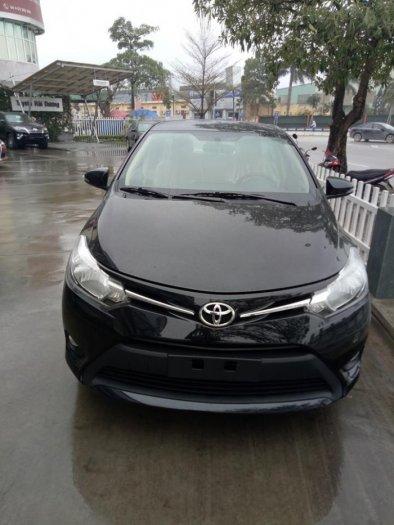 Bán Toyota Vios 2017 khuyến mãi lớn