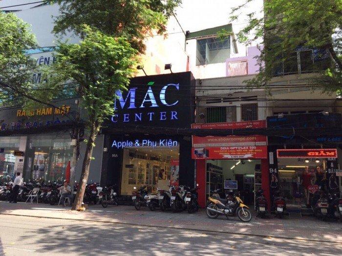 2MT Nguyễn Thị Minh Khai, DT: 4x25, Trệt, lửng, 2 lầu, ST, cho thuê 100tr/tháng, giá: 25 tỷ.