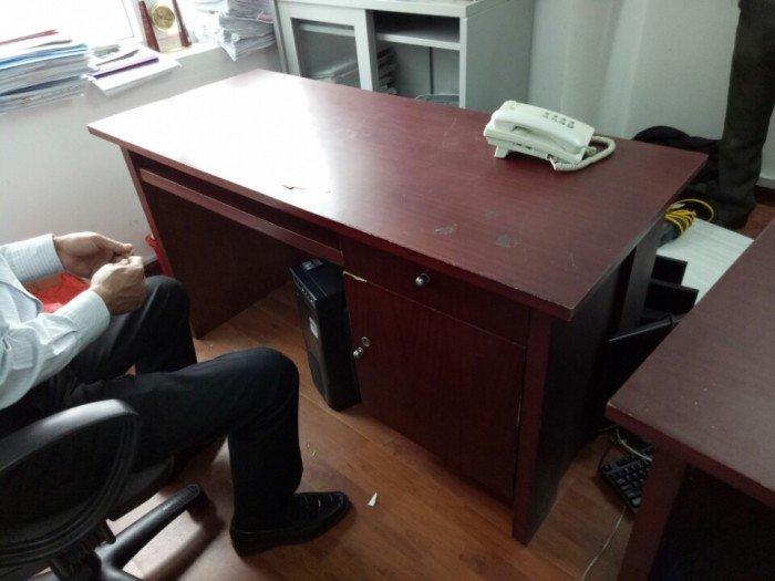 Bàn làm việc, bàn văn phòng thanh lý giá rẻ Đã qua sử dụng - đồ cũ hoàng quỳnh - docuhaiphong.vn