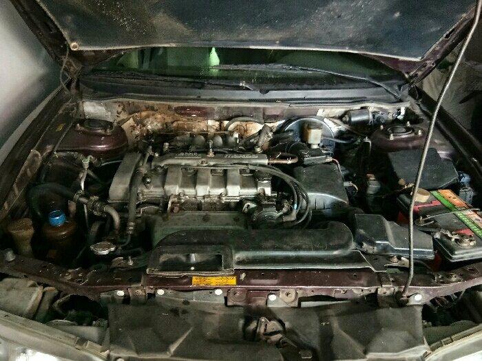 Mazda 626 sản xuất năm 1996