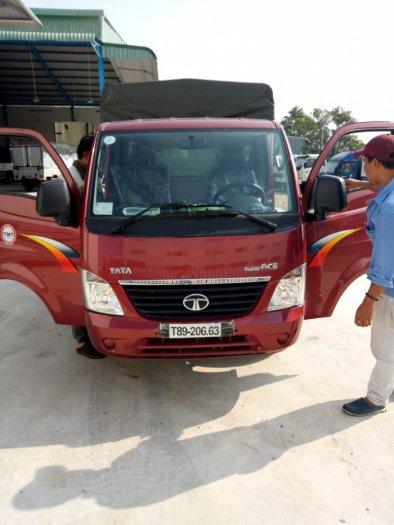 Xe tải tata ấn độ 1t2 động cơ dầu