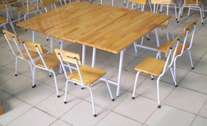 Bàn gỗ cho học sinh giá rẻ nhất 20170
