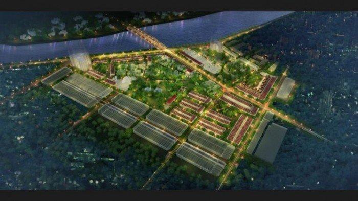 Bán lô đất khu đô thị VCN – Phước Long đường C1 đối diện công viên giá tốt