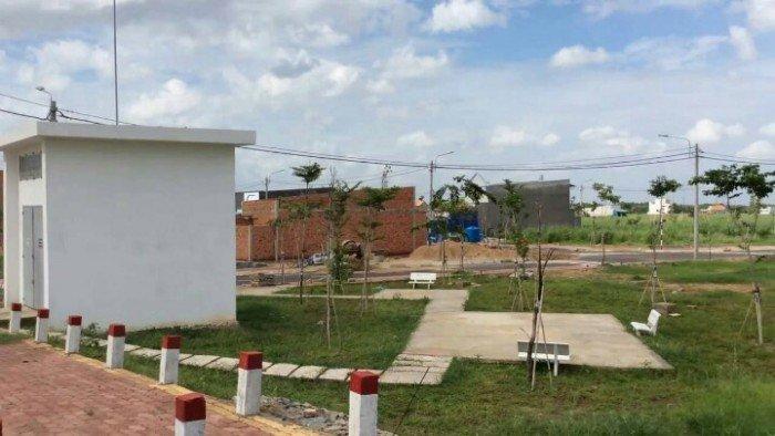 Lô đất bệnh viện q9, sổ đỏ, măt tiền quốc lộ 1A, giá ưu đãi tuần đầu