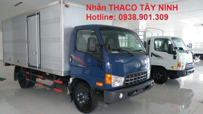 Khuyến mãi tặng 100% lệ phí trước bạ, giá xe tải hyundai 6,5t,7t, 8t,mua xe tải hyundai trả góp.... Tây Ninh.