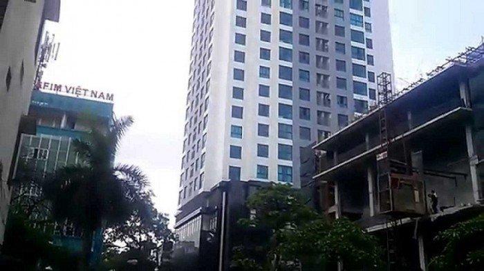 Cho thuê chung cư Fafilm – VNT Tower, 19 Nguyễn Trãi,  109m đủ đồ giá 13 triệu
