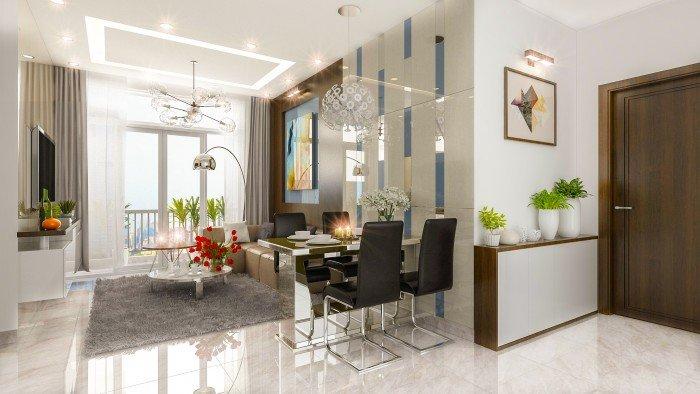 790tr/căn - căn hộ ngay khu đô thị phú định, trả góp 6tr/tháng