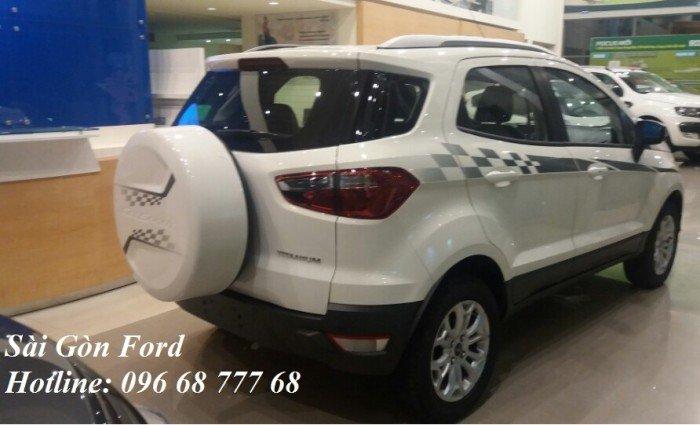 Ford Ecosport Titanium 1.5L AT