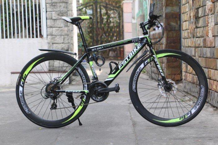 Xe đạp địa hình touring FSTbike-gt001