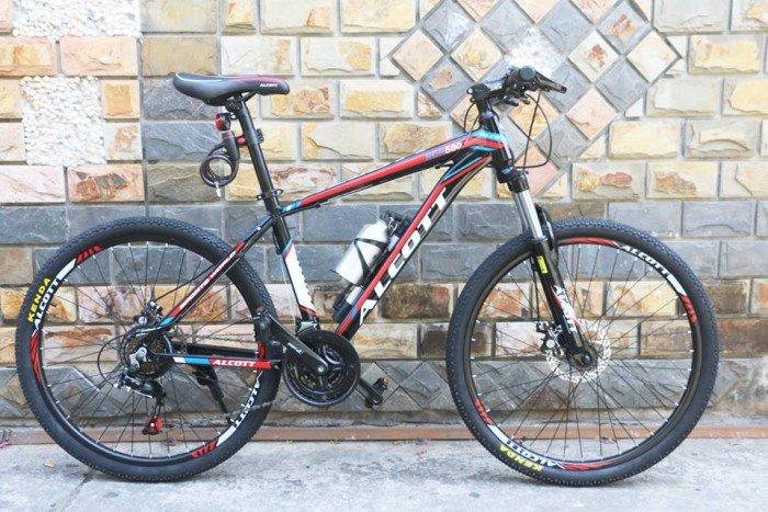 Xe đạp địa hình Alcott 580 21 tốc độ