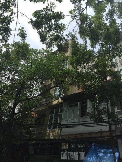Bán gấp nhà 5 tầng mặt phố Đường Thành Hoàn Kiếm Dt91m2 mặt tiền 4,5m