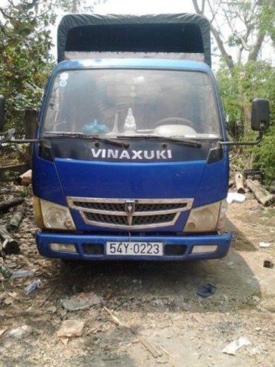 Bán gấp Xe tải cũ Vinaxuki 900kg đời 2008 giá rẻ bèo