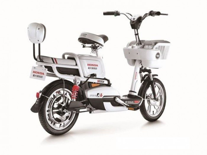Xe đạp điện Honda A6 thiết kế nhỏ gọn, thân thiện – là sự lựa chọn hàng đầu của mọi thế hệ.
