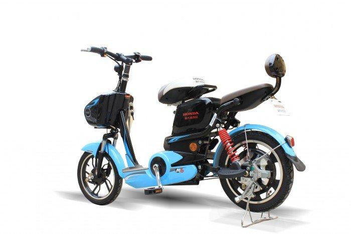 Xe đạp điện Honda M6 nhập khẩu chính hãng thỏa mãn mọi lứa tuổi