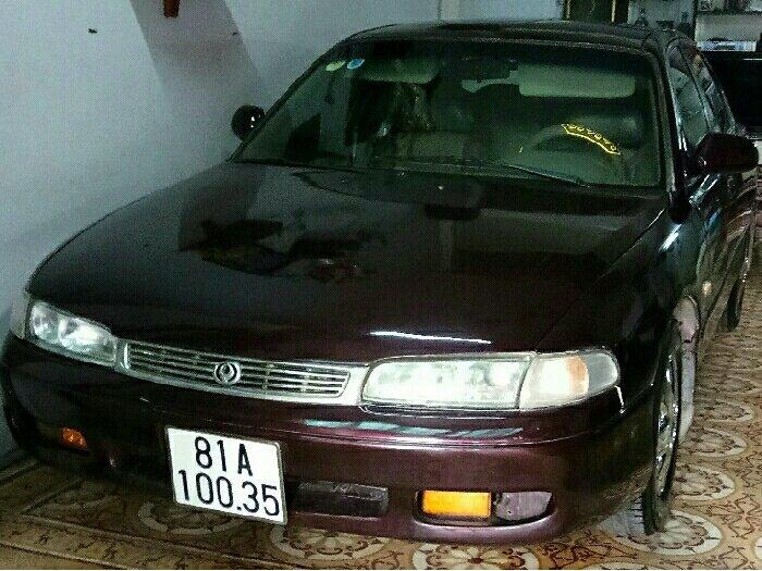 Mazda 626 sản xuất năm 1995 Số tay (số sàn) Động cơ Xăng