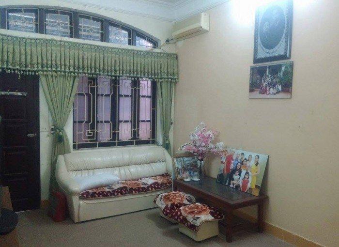 Cần bán gấp nhà mặt ngõ Thịnh Quang, 42m2 x 4 tầng, 2 mặt thoáng, 3.6 tỷ