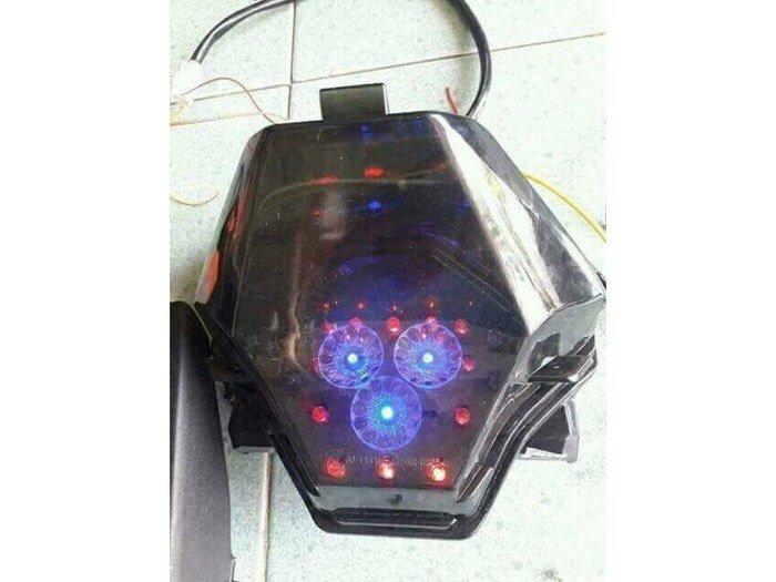 Đui đèn lái ex150 mẫu mới