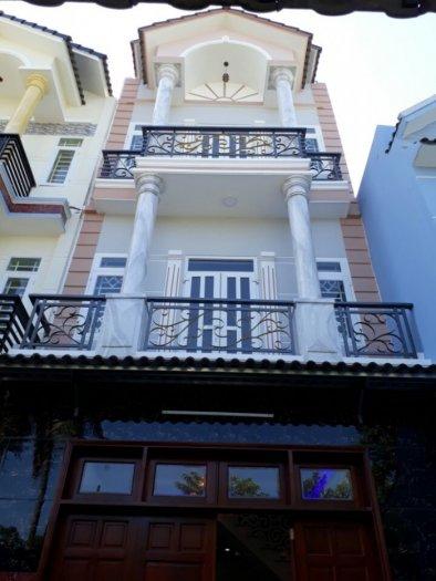 Nhà riêng TL29, nhà mới sổ hồng riêng DT 5x17m, 3 lầu chỉ 2,4 tỷ