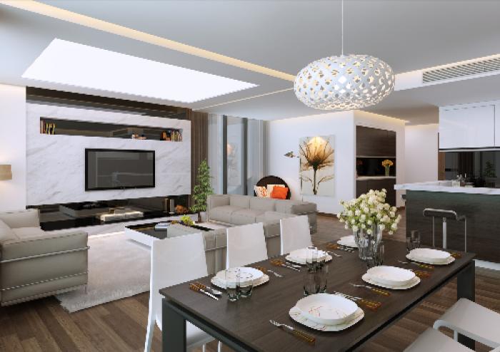 Căn hộ richmond city khai trương nhà mẫu, mở bán block riches ck 4% mặt tiền nguyễn xí.
