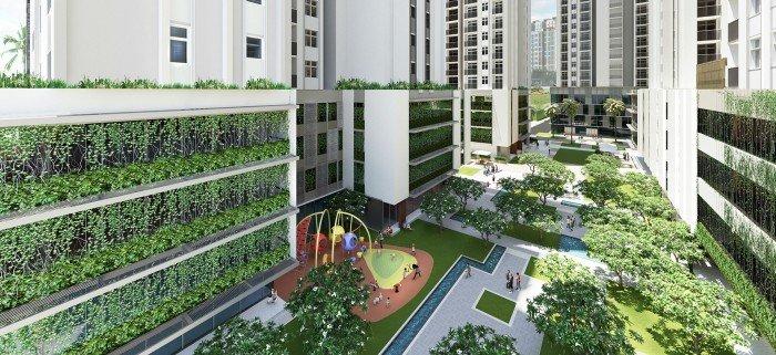 Hà Đô Centrosa Garden căn hộ Iris 4.Chiết khấu lên đến 16.5%.Vay 0% LS