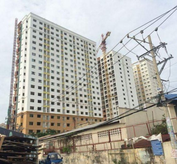 Cần bán căn hộ chung cư  IDICO   Q. Tân Phú dt 67m