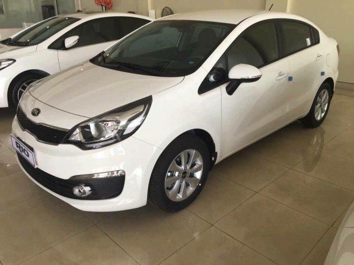 Kia rio sedan 1.4l - nhập khẩu nguyên chiếc