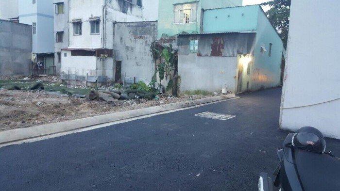 Bán đất thổ cư ngay trung tâm sầm uất nhất quận Gò Vấp , SHR