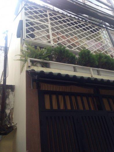 Nhà hẻm Phan Tây Hồ 3.1x10m 1 lầu St Giá 2.65 tỷ