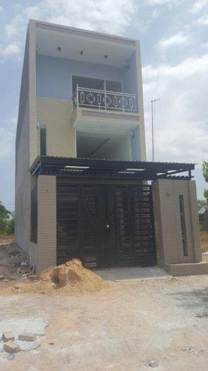 Cần bán nhà mới xây 2 tầng chưa ở KDC Phước Lập, Mỹ Xuân, Tân Thành