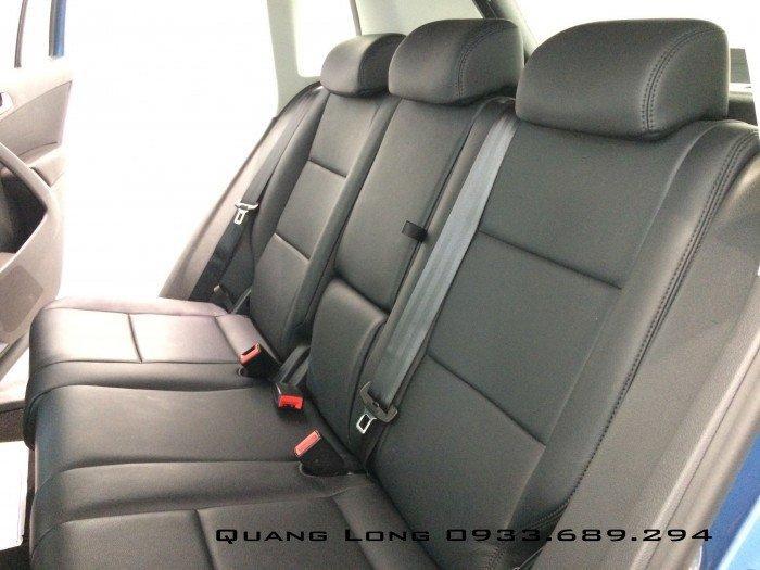 Tiguan nhập Đức màu đỏ ghế da - đối thủ của CX5, CRV - Giao xe tận nhà 4
