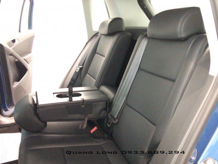 Tiguan nhập Đức màu đỏ ghế da - đối thủ của CX5, CRV - Giao xe tận nhà 5