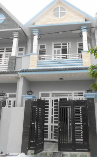 Mua nhà mới xây nhận lộc quà ngay gần chợ Liên ấp 123, Vĩnh Lộc A_BC giá 880tr