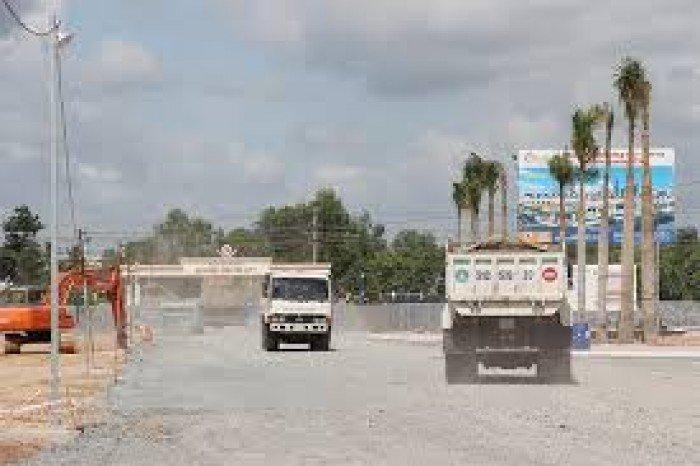 Bán đất dự án Gonden B ngay trung tâm thị xã Bến Cát-liền kề khu công nghiệp Mỹ Phước 1,2