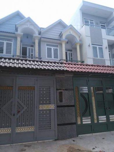 nhà phố DT 4.3x18m đường TL29, cách UB phường Thạnh Lộc 200m