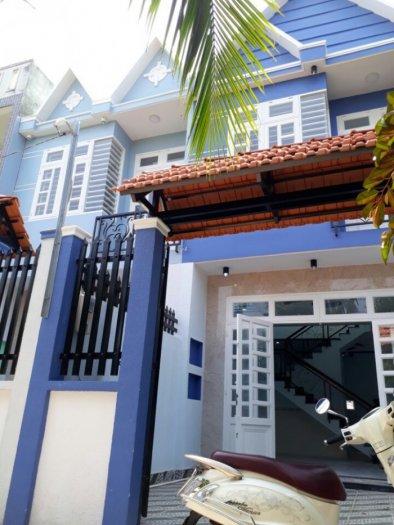 Cần bán gấp căn nhà TL19, DT 4,5x14m, cách chợ Cầu Đồng 400m ra ngã tư Ga rất gần