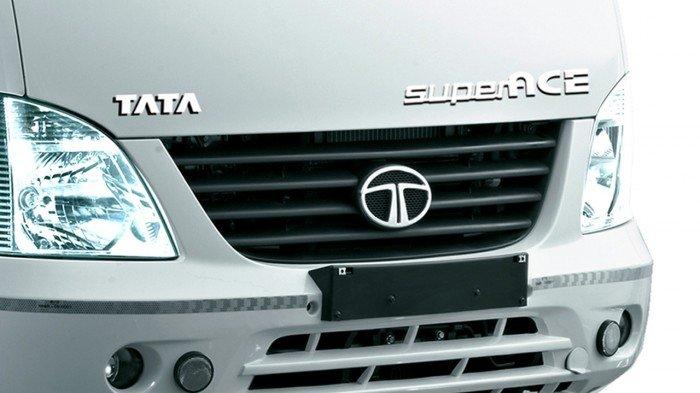 Xe Tải Tata Super Ace Của Ấn Độ Tại Hải Phòng 5