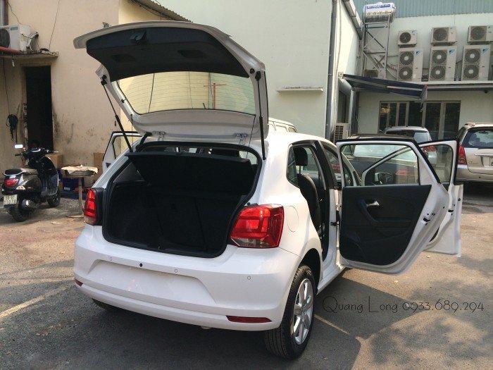 Polo Hatchback 5 cửa đến từ Đức 2