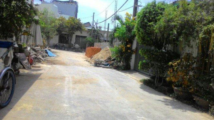 Bán đất 2 mặt tiền đường Phong Châu – Nha Trang