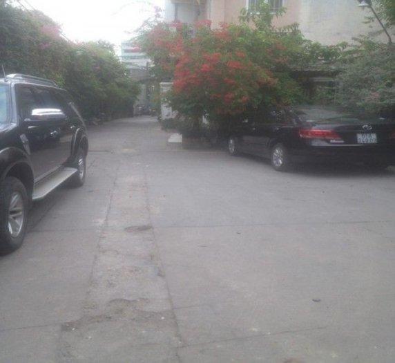 Nhà góc 2 măt tiền nội bộ đường D2, quận Bình Thạnh