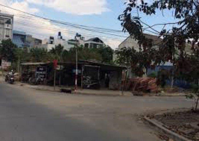 Bán lô đất mặt tiền kinh doanh đường 22, 96m2, sổ hồng