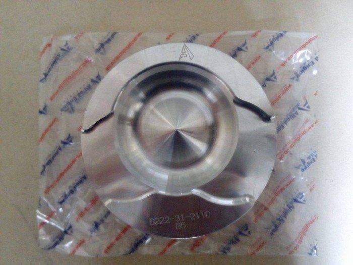 Phụ tùng động cơ - Bộ hơi S6D108-1 lắp PC300-5/WA420-3 0