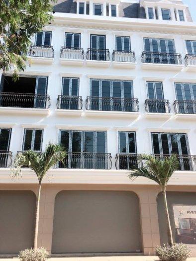 Nhà phân lô mặt phố mỹ đình,Nam Từ Liêm giá 12.5 tỷ,5 tầng,dt 85 m2,thang máy,sdcc