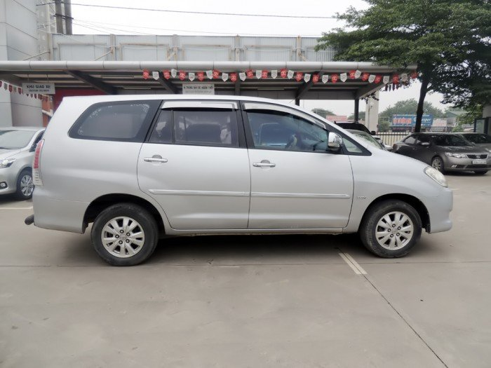 Xe Toyota Innova G 2009