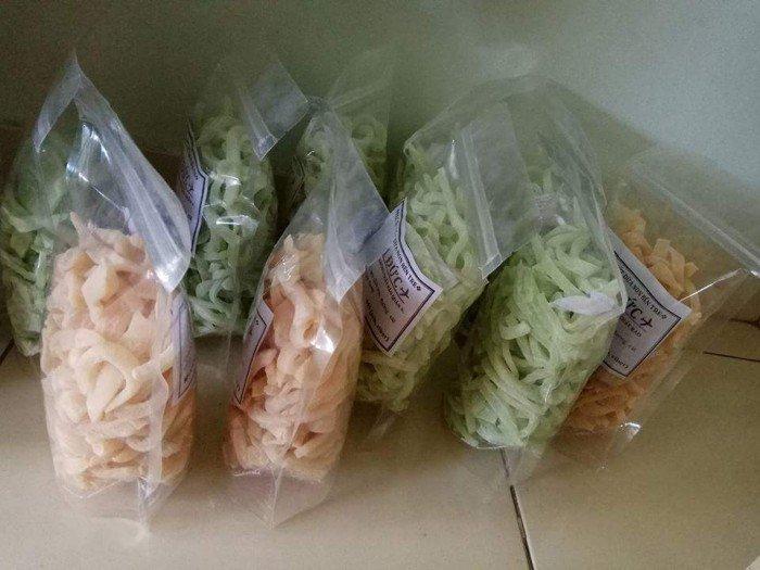 Mứt dừa non Homemade tại quận 7 TP HCM0