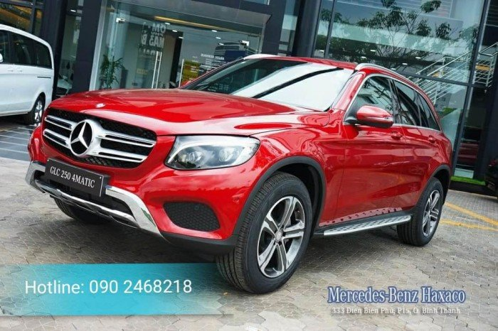 Bán Mercedes GLC250 4Matic cam kết giao xe ngay