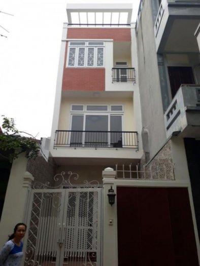 Bán nhà 4 tầng trong ngõ đường Nguyễn Đức Cảnh, DTMB 60m2, sân cổng riêng, ngõ rộng, hướng Bắc, giá 2.7 tỉ