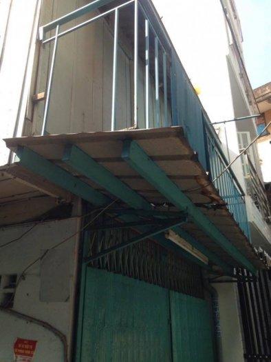 Hẻm Huỳnh Mẫn Đạt 3.2x6.3m nở hậu 3.5m 1.95 tỷ