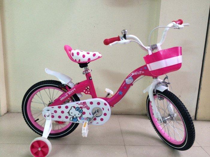 Xe đạp trẻ em Hello kity
