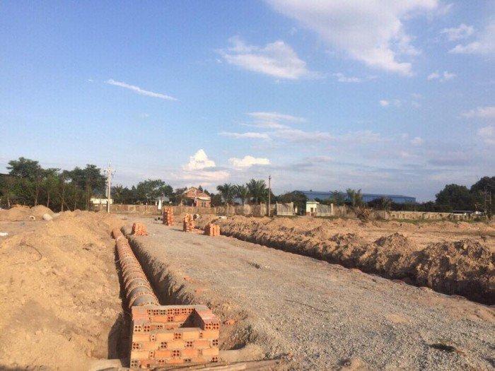 Bán đất mặt tiền đường đồng khởi, trảng dài biên hòa đồng nai